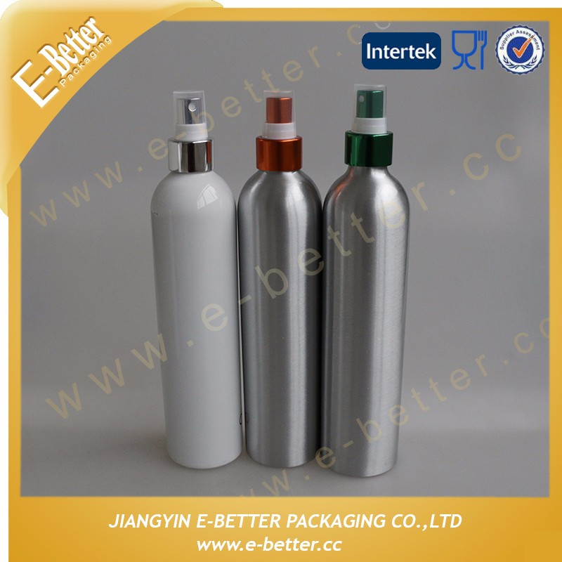 Aluminium Spray Bottle Aluminum Air Freshener Bottle Wholesale