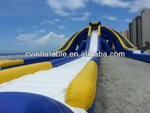 large inflatable water slide,giant inflatable water slide for kids and adults,big kahuna inflatable water slide