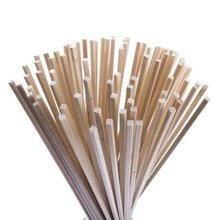 bamboo products flat bamboo stick 3*3*200mm