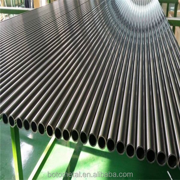 316/316L seamless stainless steel polished pipe/tubes