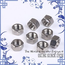 Factory direct-stainless steel 201 DIN934 M6 M8 M10 M12 hex nut