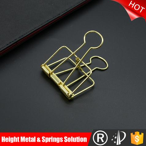 Cheapest high-precision custom personalized metal hanging clip