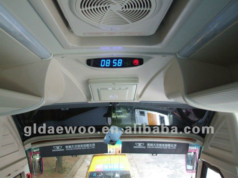 public bus 6103H 40 seater bus for sale