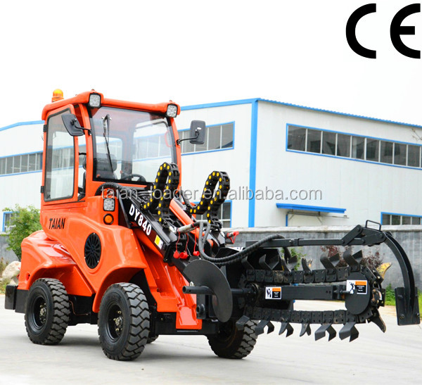 Small tractor front end loader DY840 garden tractor for sale