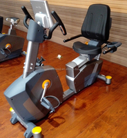 China Sports ShowLAND fitness gym use magnetic exercise bike