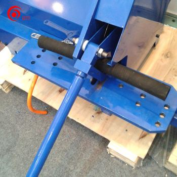 "New product pass ISO9000 2"" rubber hydraulic hose cutting machine wholesale"
