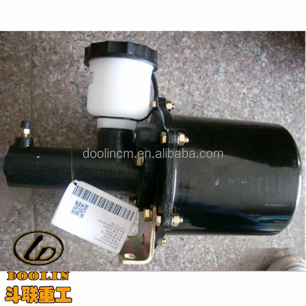 XCMG Loader Parts Air Booster pump SL509(XG)