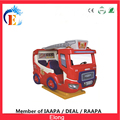 hot sale 4 seats kiddie rides china coin operated kiddie rides fire fighting truck kiddie ride