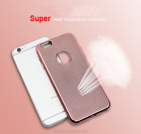 Funky Metal Color TPU Mobile Phone Case for iphone 6/6s