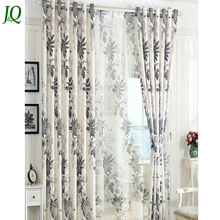 Wholesale China Luxury European Style Printed Window Curtains and Drapes