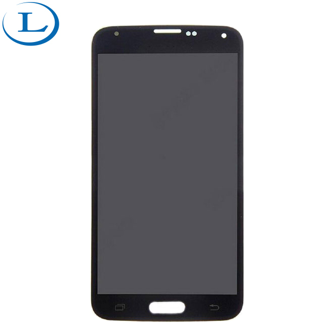 Capacitive touch screen for samsung galaxy s5 assembly for galaxy s5 lcd assembly for galaxy s5