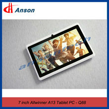 7 Inch Capacitive Cheapest Tablet PC Made In China