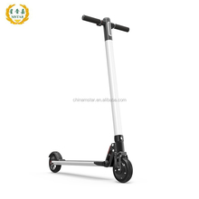 2017 Newest high quality portable battery mobility china 2 wheel electric kick scooter