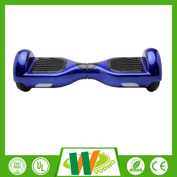 New Smart Self Balancing Scooter 2 Wheels Electric Hover Board Bright Blue Hot!