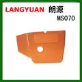MS 070 gas chainsaw parts air filter cover