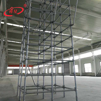 High Quality Customized Size Ringlock Scaffolding