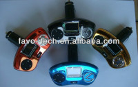 High quality car mp3 player FM transmitter fm modulator