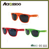 Neon Promotional Sunglasses OEM Design Classic