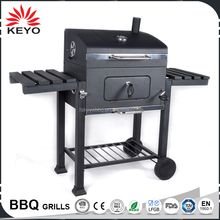 High quality portable folding charcoal bbq grill stand big size for outdoor