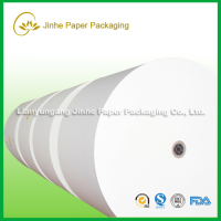 Jinhe 180g/190/200g/ pe coated paper cup raw material price