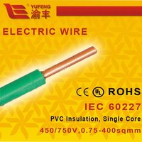 10mm Copper XLPE IEC 60227 Electric Wire and Cable