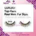 Hollyren Mink and Fox Fur False Eyelash Extension