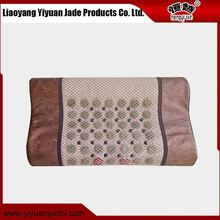 Suitable price no pollution oxygen supply amethyst vibration back massage pillow