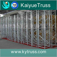 stage metal cheap clear span trusses