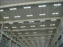 China low cost design and prefabricated steel structure warehouse/shed
