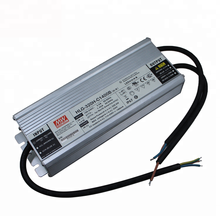 HLG-320H-C1400A LED Driver Circuit 1400mA Mean Well Street Lighting LED Driver 7 Years Warranty Metal Case