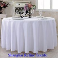 factory supply restaurant table cloth with jacquard