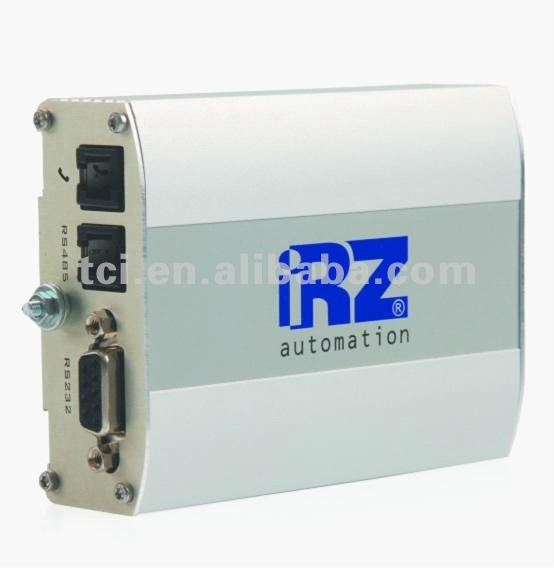 Support JAVA and voice function industrial gsm modem wireless with rs232/rs485/LVTTL for Option