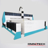 High precision Auto Abrasive Delivery System Extra-high Pressure Supercharger waterjet cutting machine
