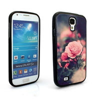 For Samsung galaxy S4 i9500 cell phone case,new arrival alibaba express beautiful TPU+PU mobile phone back cover case