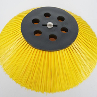445*750mm Electric Road Sweeper Poly Brushes