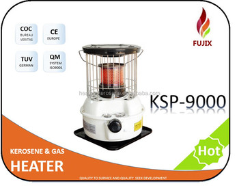 KSP9000 FUJIX brand the United Nations procurement Kerosene Heater