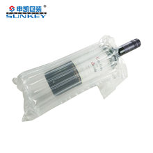 Durable luftpolsterfolie rolle spalte blase in china