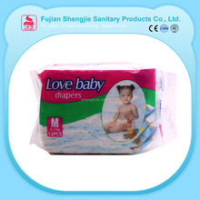 wholesale high absorbent soft cotton abdl baby joy disposable diapers factory price in china