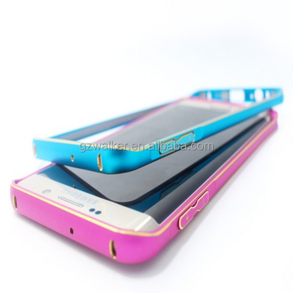 Factory Prices High Quality Metal Hard Aluminum Bumper Case Cover for Samsung Galaxy s5 s5 mini