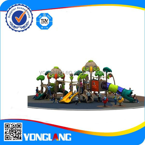 happy kid toy cheap slide outdoor Children playground toy for sales