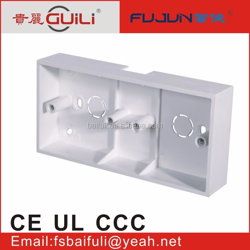 high teck terminal box stainless steel electrical wiring trunking solt box conduit box
