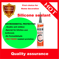 Weatherproof Silicone Sealant for Building