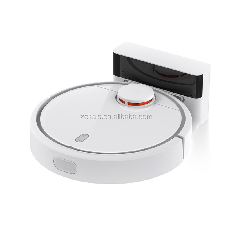 Xiaomi Official Global Dealer MI Robot Vacuum Cleaner Mi Sweeping Machine Cleaning Robots Large Dust Box 420ml for Wholesale