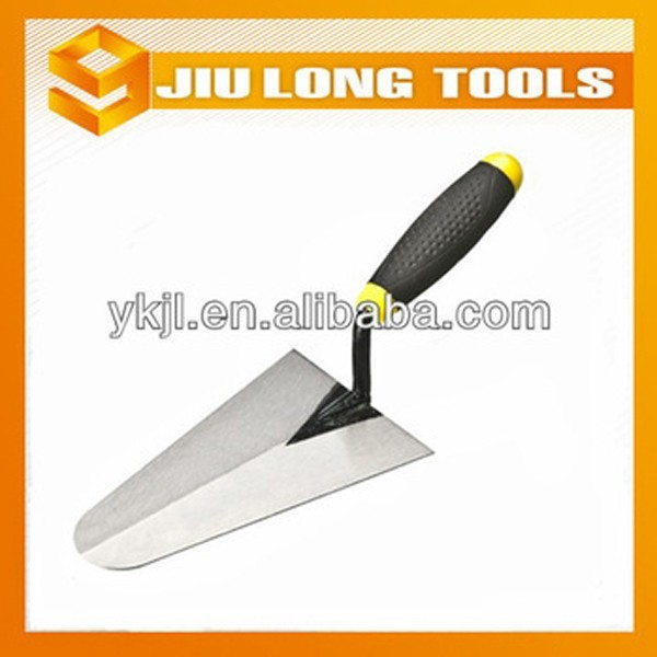 rubber handle bricklaying trowel for sale hand tools for building