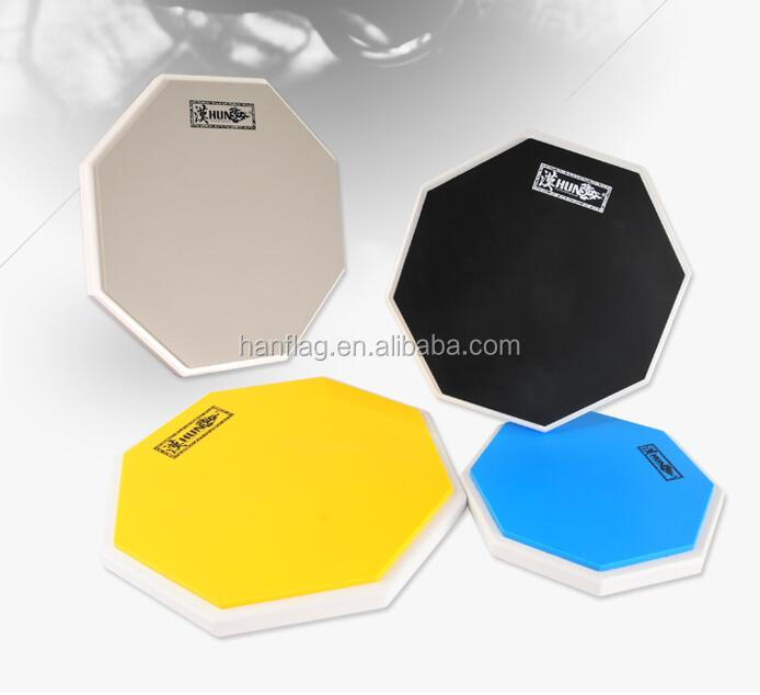 OEM factory low price drum practice pad 12 inch