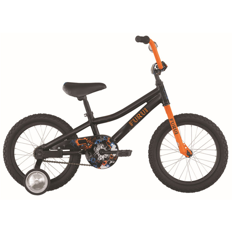 16'' safe children bike kid's bicycle high end kid bike 4 wheel child's bicycle