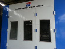 car spray paint booth/mini mobile paint spray booth