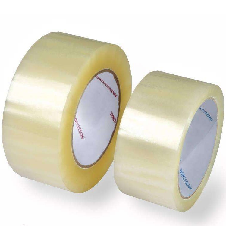 "Vibac 2"" <strong>x</strong> <strong>1000</strong>' Machine Length Case Sealing Tape"