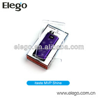 Elego Top selling i taste e cigarette MVP 3.0 shine