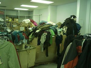 clothing overstock